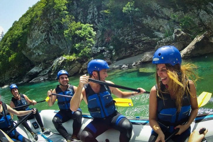 11Rafting on Tara River Montenegro Adventure