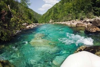 Daytrip rafting from Brstanovica with Montenegro Adventure