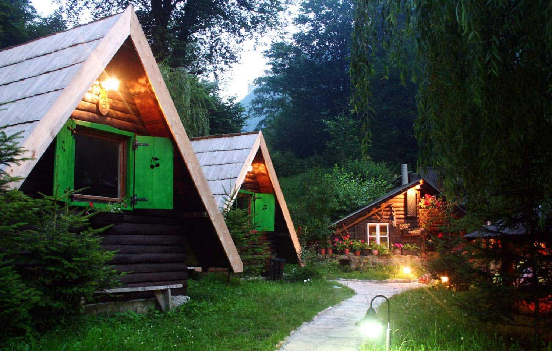 11Beautiful garden at Camp Encijan