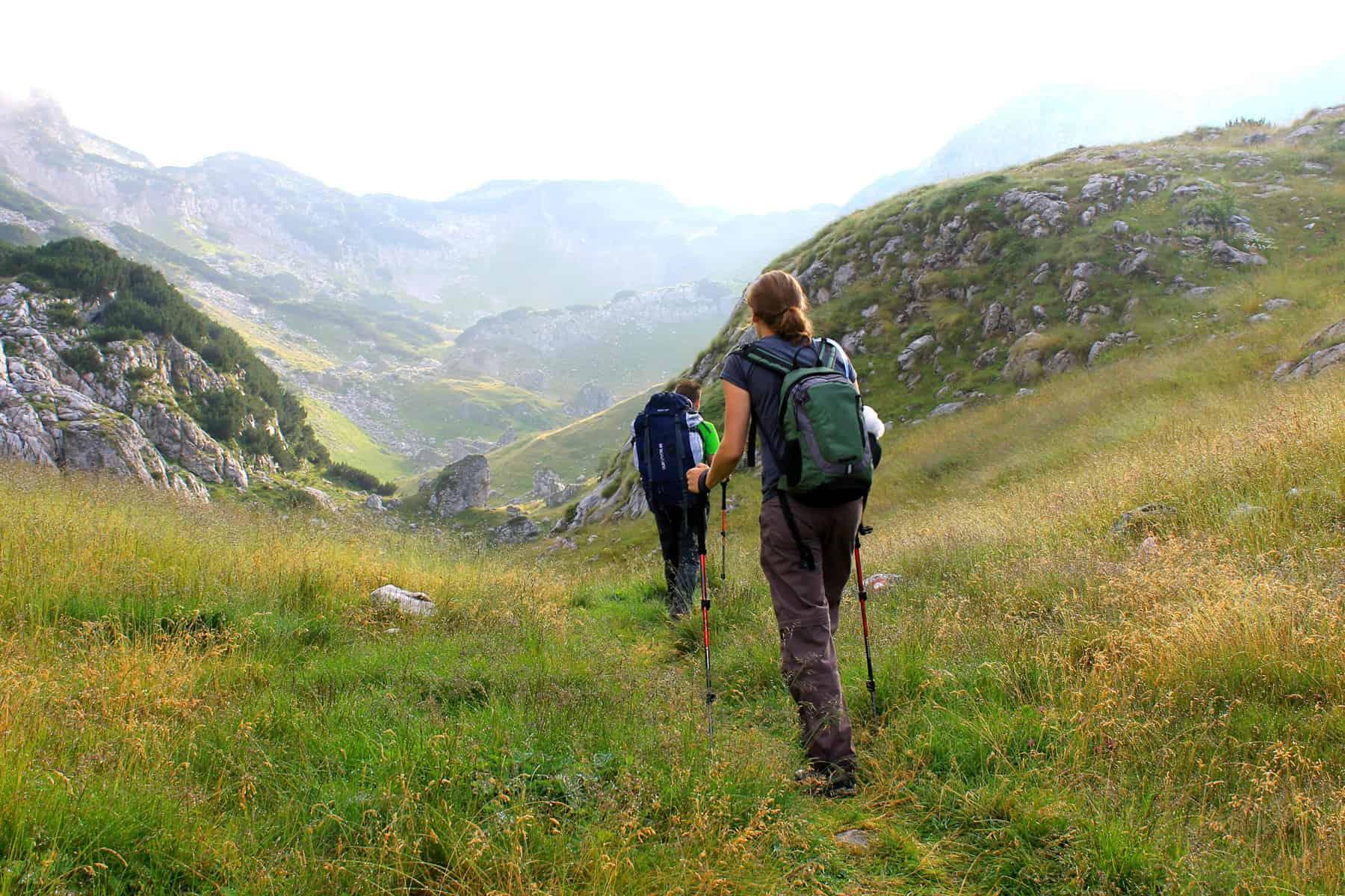 Hiking on Durmitor