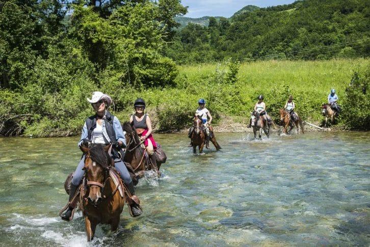 11Horse riding, Montenegro