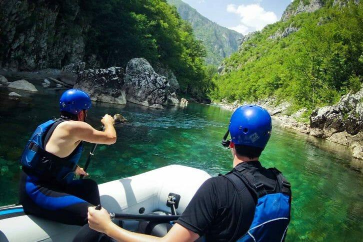 11Rafting Scepan Polje Montenegro Adventure