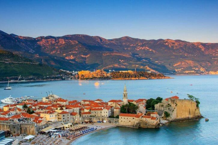 11Incredible view on Budva, Montenegro