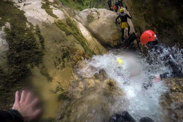 11Exploring Nevidio Canyon, Montenegro