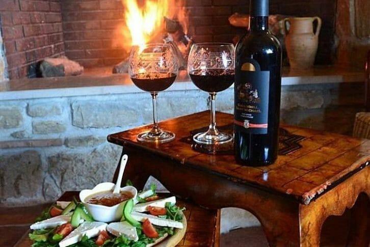 11Unique wine produced in Kokomani Winery in Albania