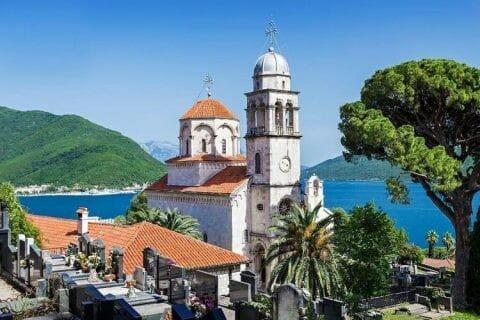 11Savina Monastery near Herceg Novi Montenegro