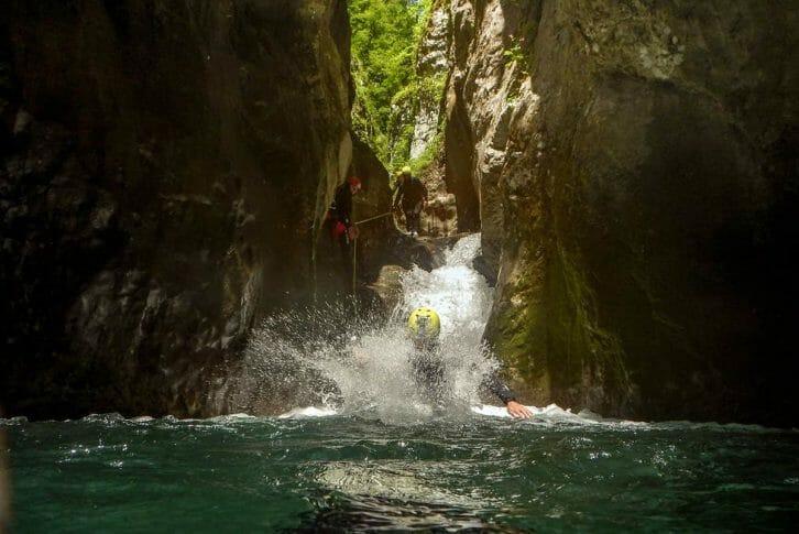 11Amazing nature and splash water Nevidio Canyon
