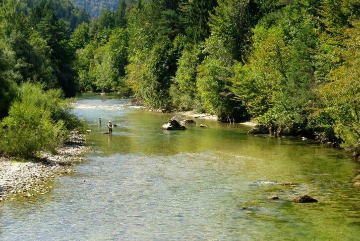 11Flyfishing, Montenegro Tara river
