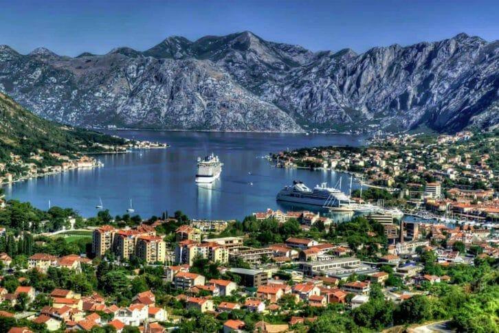 11Panorama of Kotor, Montenegro