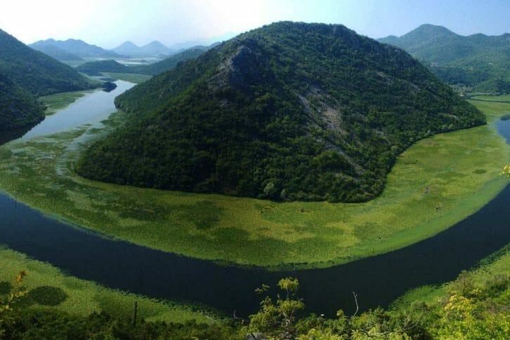 11Panorama view Skadar Lake