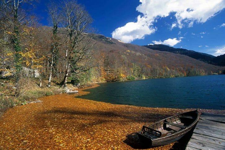 11Biogradsko jezero at autumn