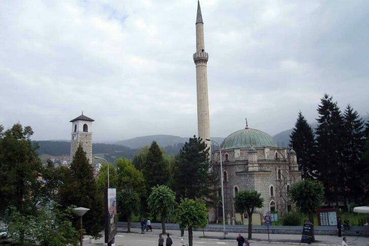 11Husein Pasina Mosque in Pljevlja