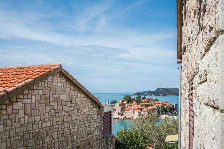 11Historical Sveti Stefan old town