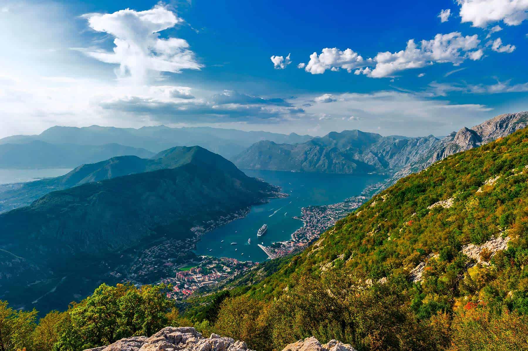 Mountain View Kotor Bay