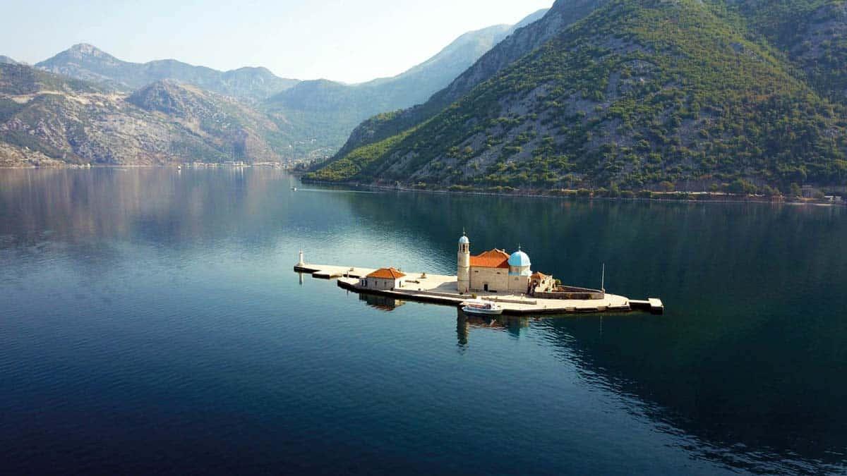 Perast Kotor in Montenegro
