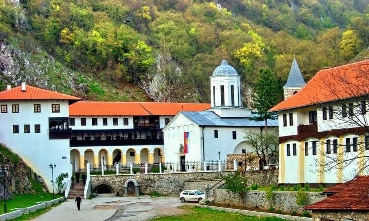 Monastery of Holy Trinity Pljevlja Montenegro