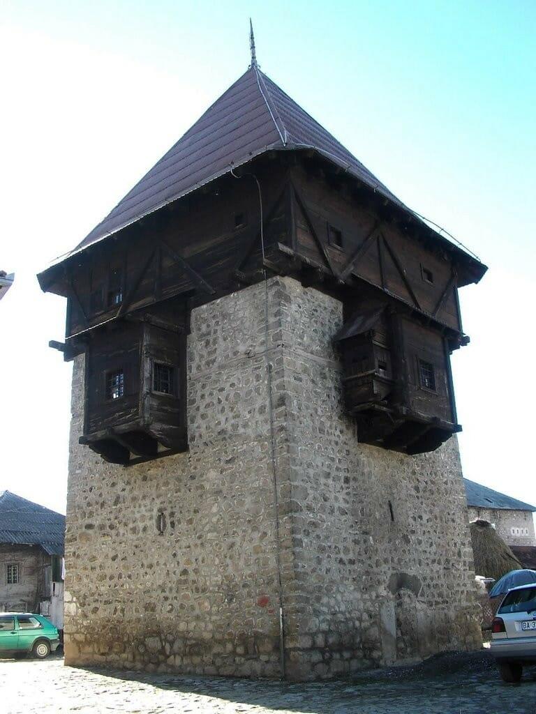 Redzepagica's Tower in Plav Montenegro