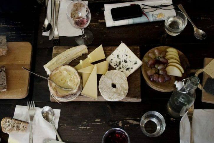 11Wine tasting with traditional food served in Savina winery in Herceg Novi Montenegro