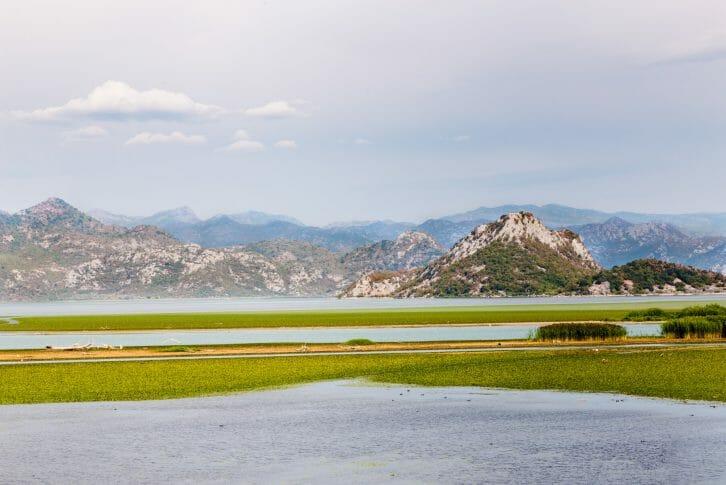 11Skadar lake, Montenegro