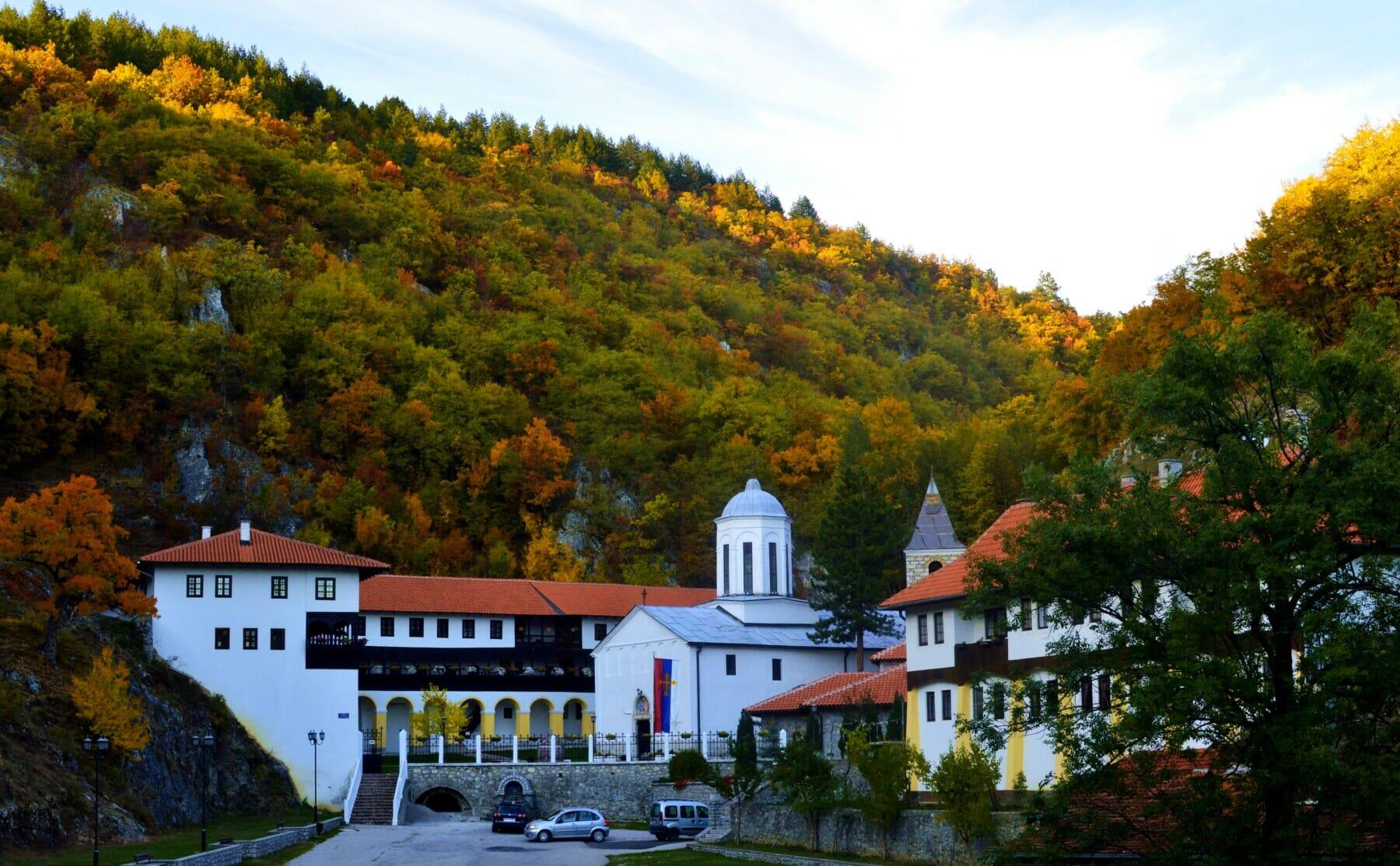 Monastery of Holy Trinity Pljevlja