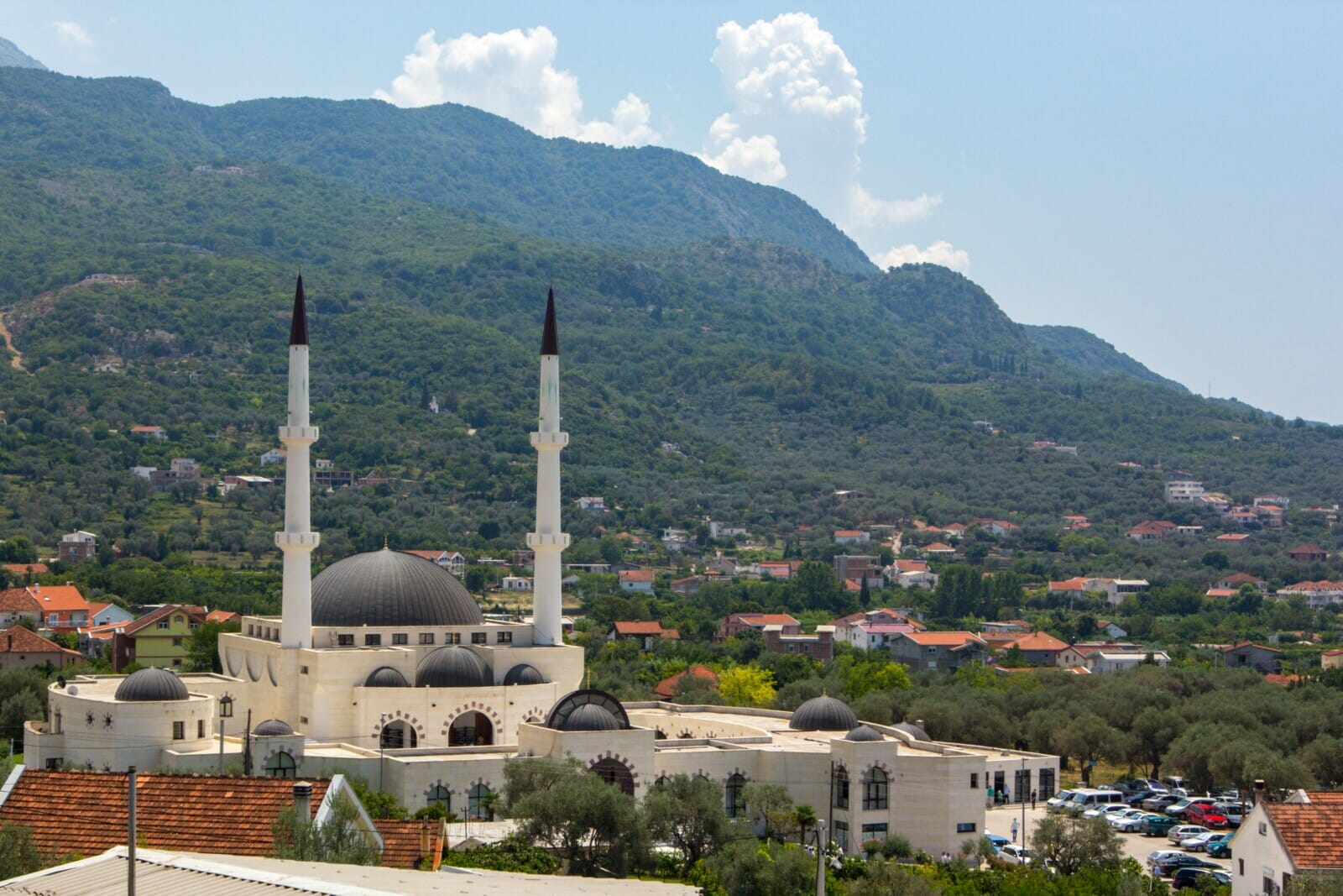 Selimija Mosque and Islamic Centre in Bar Montenegro